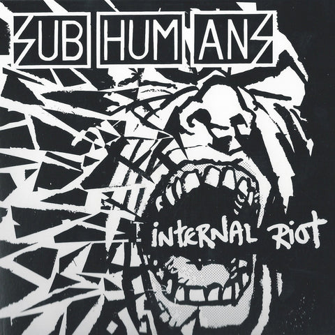 Subhumans - Internal Riot (LP)