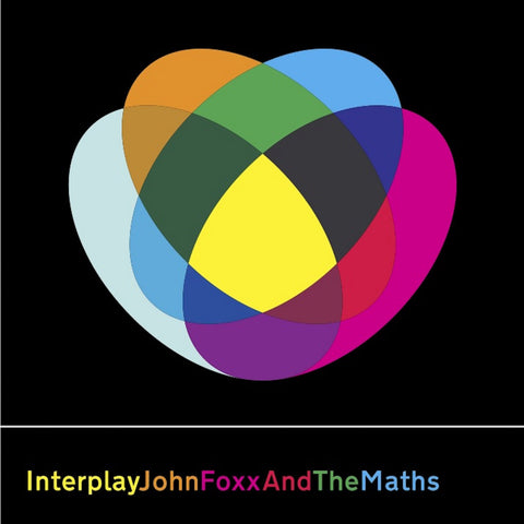 John Foxx And The Maths - Interplay (LP)
