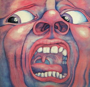 King Crimson - In The Court Of The Crimson King (LP, Steven Wilson & Robert Fripp stereo mix)