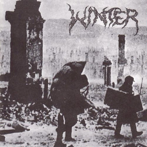 Winter - Into Darkness (2xLP expanded edition, red vinyl)