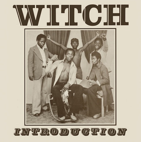 Witch - Introduction (LP, blood red vinyl)