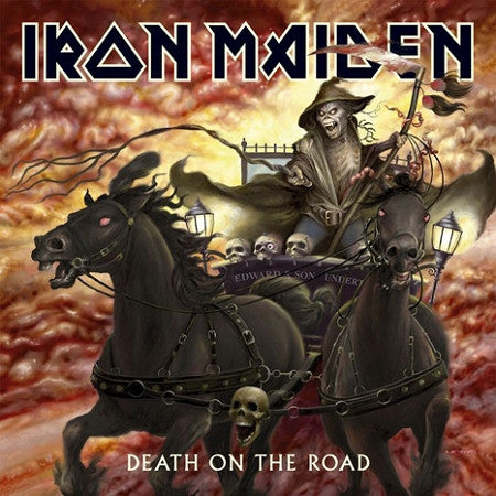 Iron Maiden - Death On The Road (2017 2xLP)