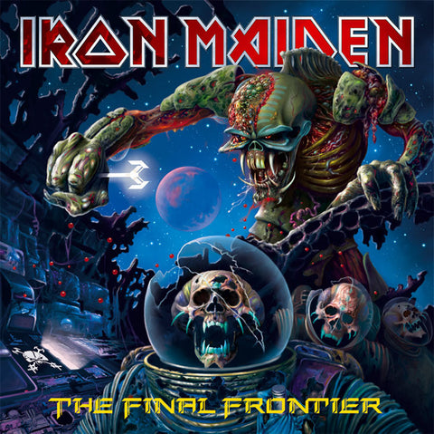 Iron Maiden - The Final Frontier (2017 2xLP)