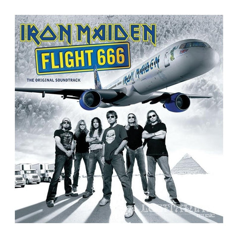 Iron Maiden - Flight 666 (2xLP)