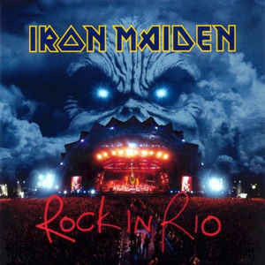 Iron Maiden - Rock In Rio (3xLP)