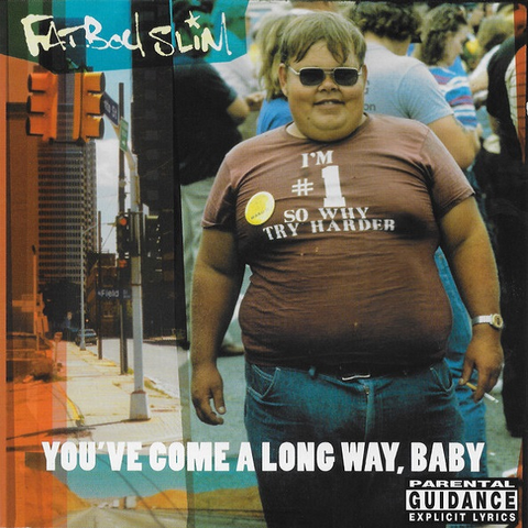 Fatboy Slim - You've Come a Long Way Baby (2xLP, gatefold 180g vinyl)