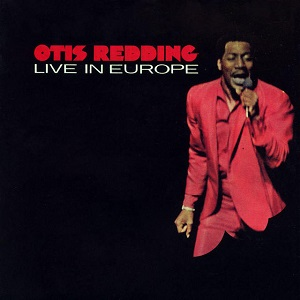 Otis Redding - Live In Europe (50th Anniversary Edition) (140g Red Vinyl LP)
