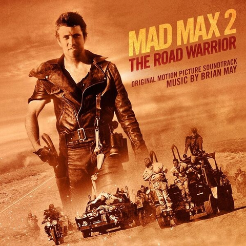 [RSD19] Brian May - The Road Warrior: Mad Max 2 (LP, Splatter vinyl)