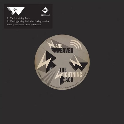 "Jane Weaver - The Lightning Back (7"")"