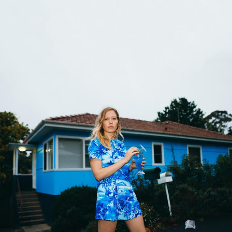 "PREORDER - Julia Jacklin - Eastwick / Cold Caller (7"", Light Blue Vinyl)"