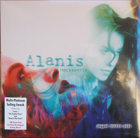 Alanis Morissette - Jagged Little Pill (LP, 180g)