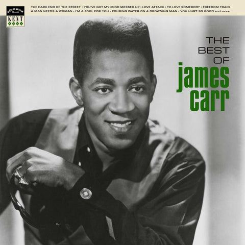 James Carr - The Best Of (LP)