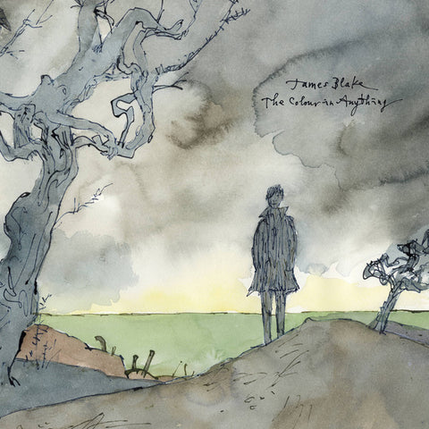 James Blake - The Colour In Anything (2xLP)