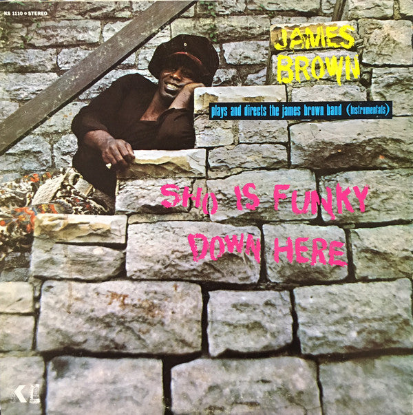 [RSD19] James Brown - Sho Is Funky Down Here (LP)