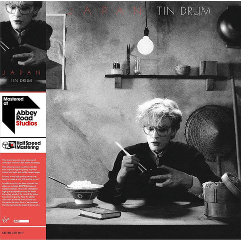 Japan ‎- Tin Drum (2xLP, Abbey Rd Half-Speed Remaster)