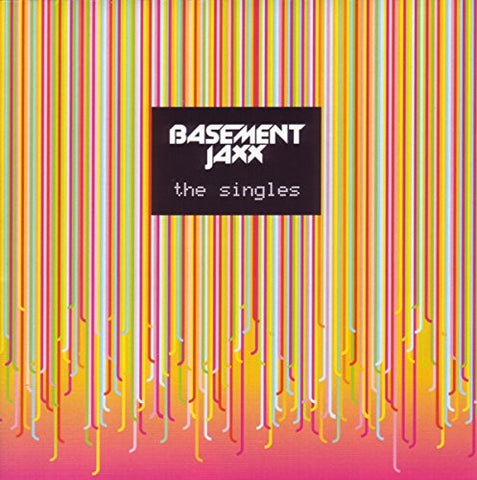 Basement Jaxx - The Singles (2xLP, Blue / Yellow vinyl)