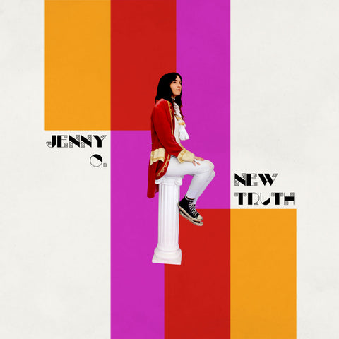 Jenny O - New Truth (LP)