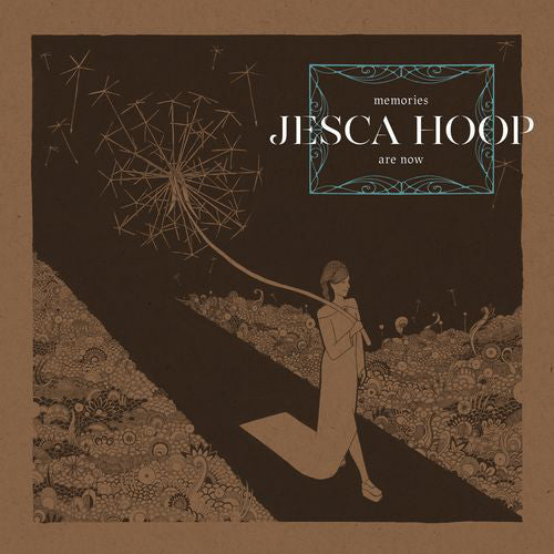 Jesca Hoop - Memories Are Now (Blue Vinyl LP)
