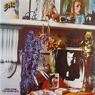 Brian Eno - Here Come The Warm Jets (LP, 180gm Remastered)