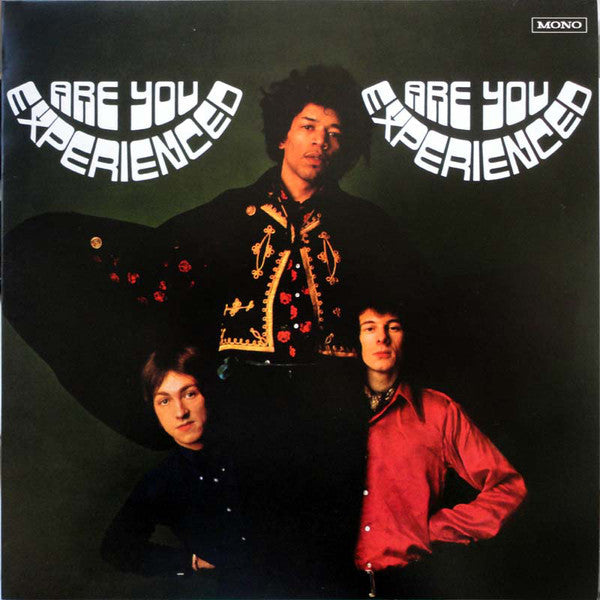 Jimi Hendrix Experience, The - Are You Experienced (UK Mono Version 180g LP)