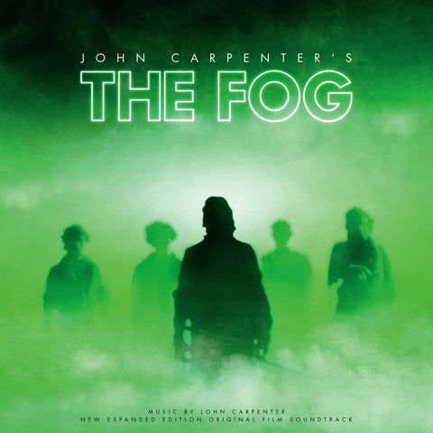 John Carpenter - The Fog (2xLP, Green/White Vinyl)