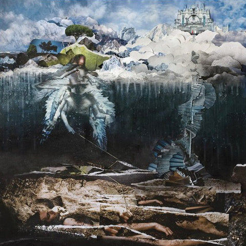 John Frusciante - The Empyrean (2xLP, 10 year anniversary edition)