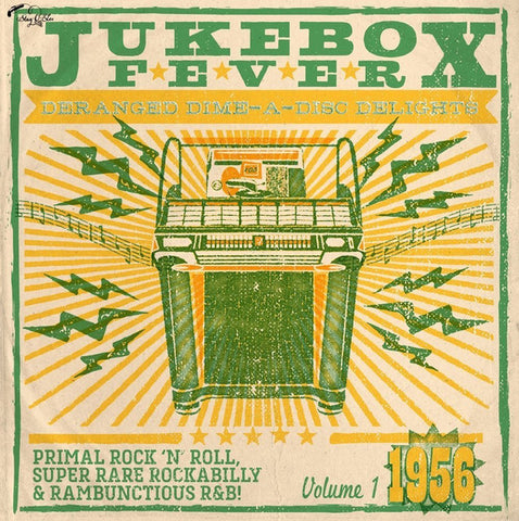 Various Artists - Jukebox Fever Volume 1: 1956