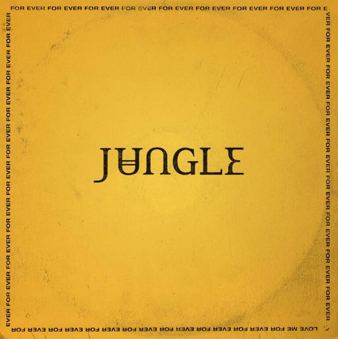 Jungle - For Ever (LP. Indie Excl. Yellow Vinyl)