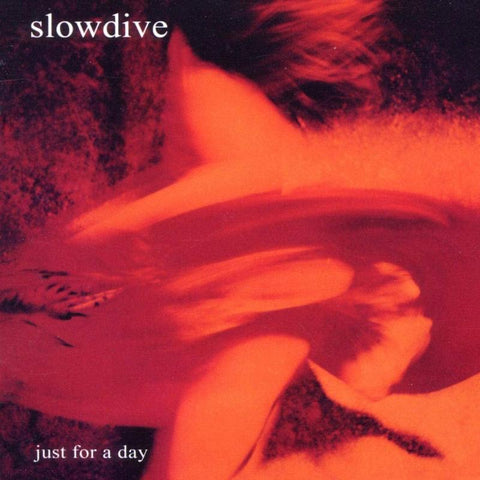 Slowdive - Just For A Day (LP, flaming orange vinyl)