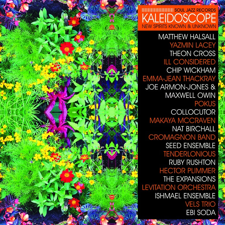 Kaleidoscope - S/T (LP)