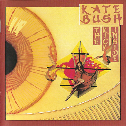 Kate Bush - The Kick Inside (LP, 180g vinyl)