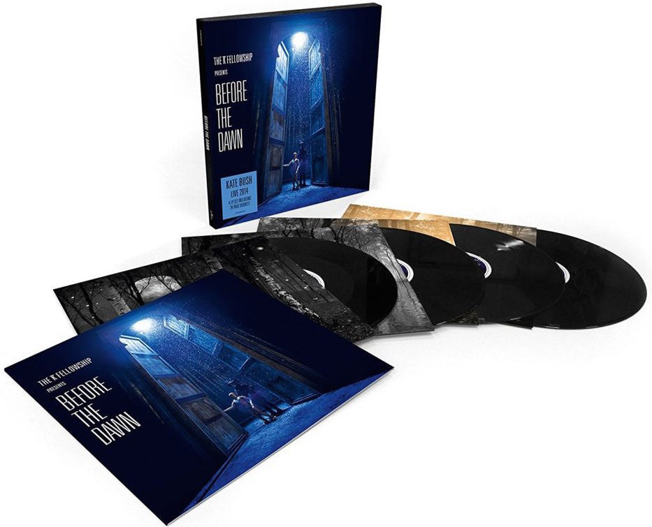 Kate Bush - Before The Dawn (4xLP Boxset)
