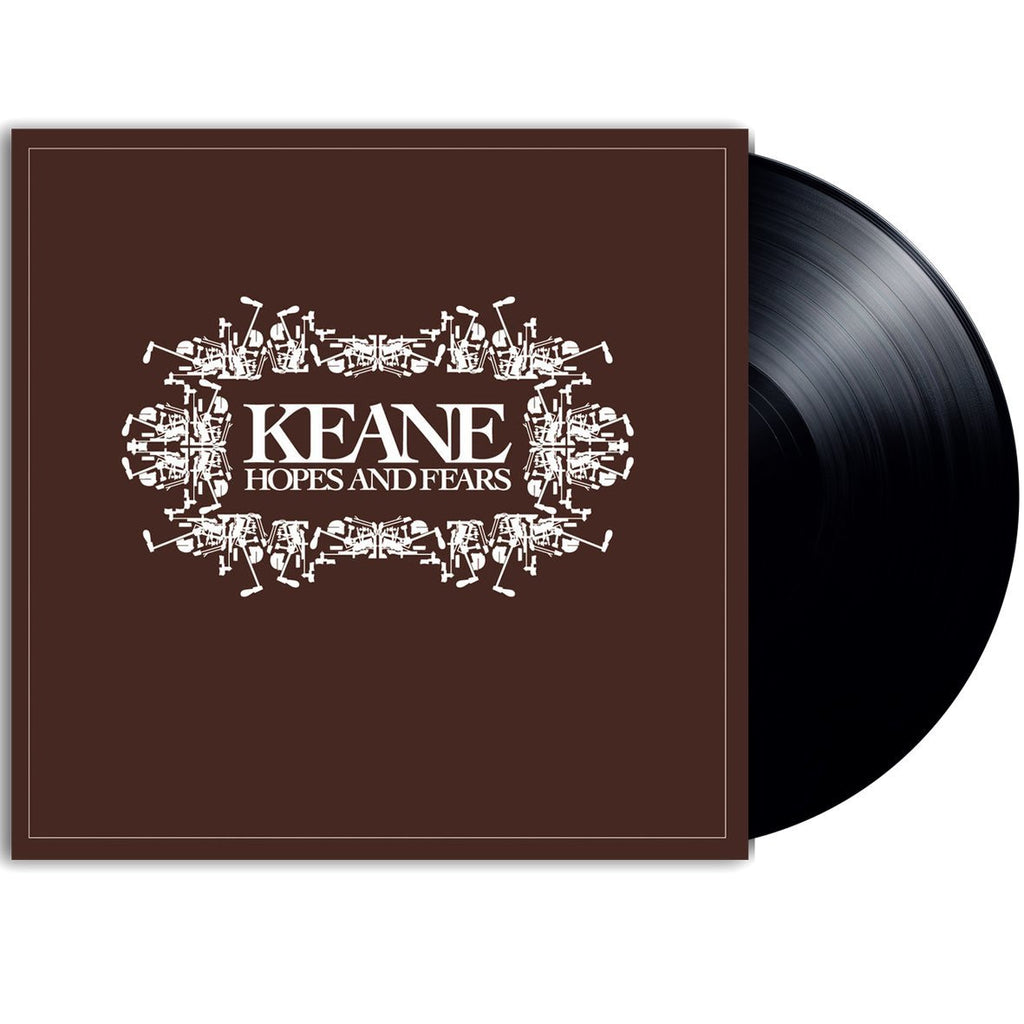 Keane - Hope & Fears (LP, 2017 Reissue)