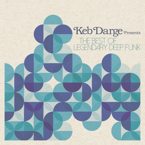Various - Keb Darge Presents-Best Of Legendary Deep Funk (2xLP)
