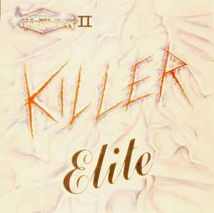 Avenger - Killer Elite (LP)