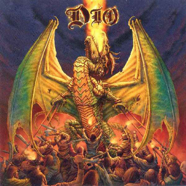 Dio - Killing The Dragon (LP, lenticular cover)