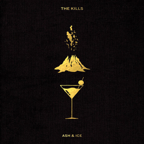 Kills, The - Ash And Ice (2xLP, Pink+Blue Vinyl)