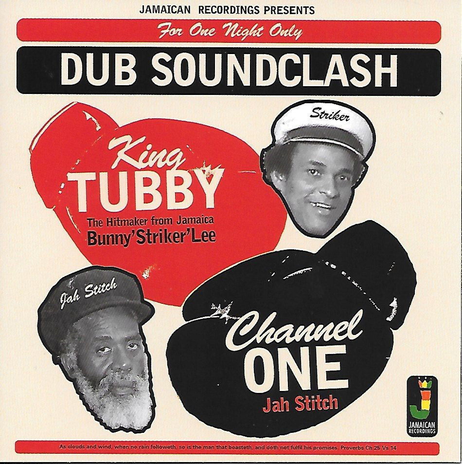 King Tubby VS Channel One - Dub Soundclash