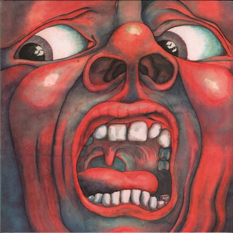 King Crimson - In The Court Of The Crimson King (LP, 200gm vinyl, 2013 Reissue)