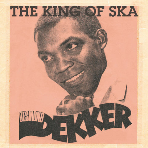 Desmond Dekker - King of Ska (LP, red vinyl)