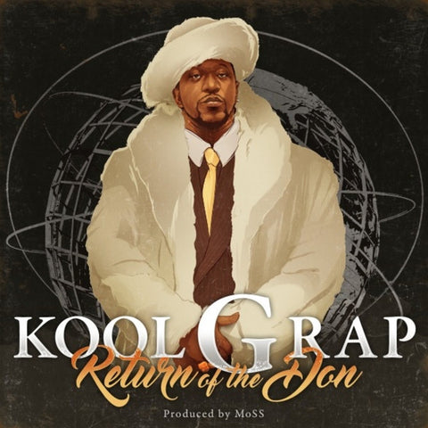 Kool G Rap - Return Of The Don (LP)