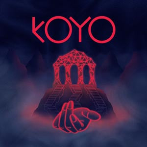 Koyo - S/T (Red/Blue Vinyl 2xLP)