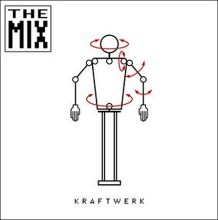 Kraftwerk - The Mix (2xLP, 180gm)