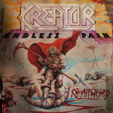 Kreator - Endless Pain (2xLP)
