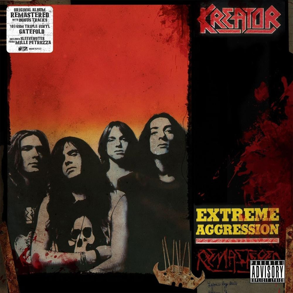 Kreator - Extreme Aggression (3xLP)