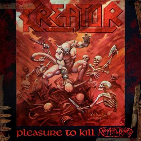 Kreator - Pleasure To Kill (CD)