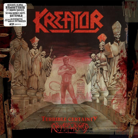 Kreator - Terrible Certainty (2xLP)