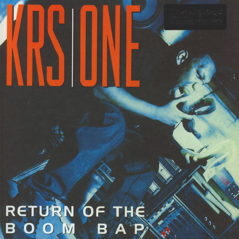KRS One - Return Of The Boom Bap (2xLPl)