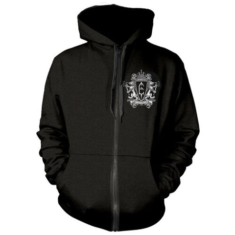 Emperor - Luciferian Zip Hooded Sweatshirt XL