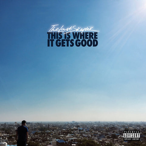 Last Skeptik, The - This Is Where It Gets Good (LP)